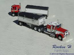 100 Toy Grain Trucks Custom Trailers Rockin H Farm S