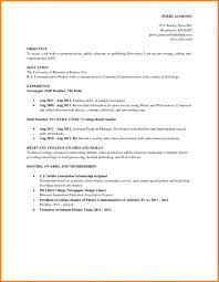 Current College Student Resume Examples Of Resumes Regarding Professional