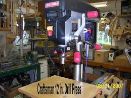 Floor Mount Drill Press by Drill Press What Size Router Forums