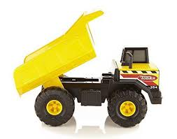 100 Tonka Classic Dump Truck Steel Mighty Vehicle Standard Packaging
