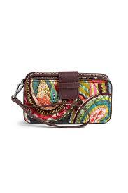 Vera Bradley Heirloom Paisley Smartphone Wristlet from Kentucky by