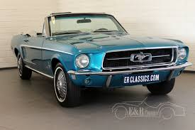 Ford Mustang 1968 For Sale at E & R Classic Cars