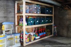 How To Build A Simple Wooden Toy Box by How To Keep The Toys From Taking Over White House Black Shutters