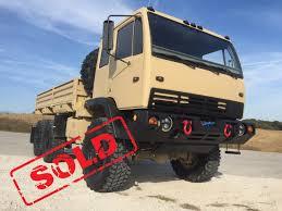 100 Midwest Truck Equipment Stewart Stevenson M1083 Winch 5 Ton Military Cargo SOLD