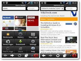 Opera Mobile Web Android Browser App