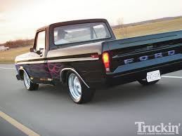 1976 Ford F150 - No Respect - Feature - Truckin' Magazine 1976 Ford Truck Brochure Fanatics 1971 F100 4x4 Highboy Shortbox 4spd Trucks Pinterest 76 F250 Hb Ranger Sweet Classic 70s Trucks F150 Classics For Sale On Autotrader Is The 2018 Motor Trend Of Year Wagn Tales Truck Se Flickr No Respect Feature Truckin Magazine This Is Close To Perfection Fordtruckscom