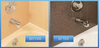 tile refinishing reglazing resurfacing in bathroom miami bathtubs