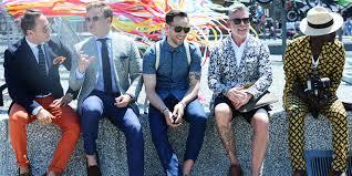 Men Street Style Trends