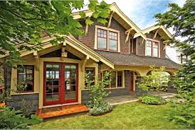Photo Of Craftsman House Exterior Colors Ideas by Colors Or Shades For Your Home Exterior Top Craftsman Thraam