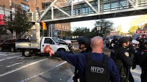 8 Dead In Lower Manhattan Pickup Truck Attack, Suspect Shouted ...