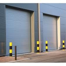 porte sectionnelle sur mesure porte de garage industrielle sur mesure isolation idées