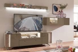 leonardo living wohnwand aurea 04 glas palazzo möbel letz