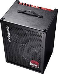 2x10 Bass Cabinet Plans by Tc Electronic Bg250 210 Bass Combo Amplifier 250 Watts 2x10