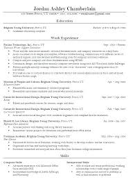 Sample Resume For Technical Writer Editor