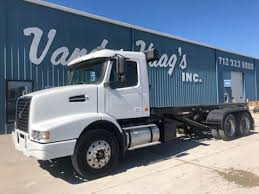 100 Truck Volvo For Sale 2008 VHD42B200 Garbage 412607 Miles
