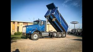 2014 Kenworth T800 Tri- Axle Dump Truck - YouTube Peterbilt Trucks For Sale Used 2007 Kenworth T800w Triaxle Daycab In 2006 379exhd Single Axle 2016 389 Pride Class Tandem Sleeper 2012 Freightliner Coronado Sleeper Truck For Sale Auction Or Lease Tri Market Truck Market New And Used Trucks For On Cmialucktradercom 1989 T600 Day Cab Olive Commercial In Missippi