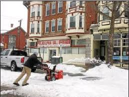 Sinking Spring Borough Snow Emergency by Pressreader The Mercury Pottstown Pa 2017 03 15 Winter Wipeout