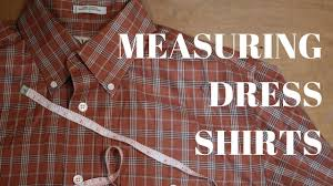 how to measure dress shirts to sell on ebay youtube