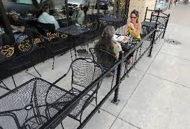 City of Loveland drafts guidelines for sidewalk patios Loveland