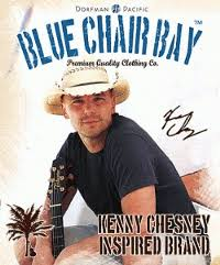 Kenny Chesney Old Blue Chair Live by Blue Chair Bay Kenny Chesney World
