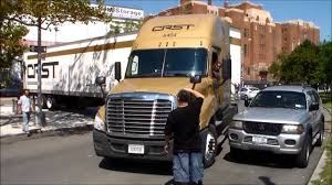 100 Crst Trucking School Locations CRST Driver Gets Hung Up In Harlem YouTube