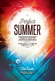 Art Show Flyer Template Free Perfect Summer Design Posters And Party Fly With Professional