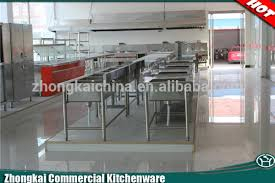 custom make supermarket commercial kitchen stainless steel fish