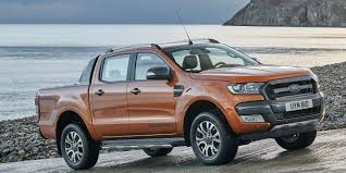 New Ford Ranger - Ford Ranger Compact Pickup Returns For 2020