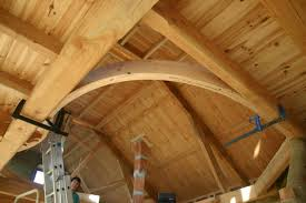 maison bois lamelle colle plusieurs techniques abordées pour construire une maison en bois