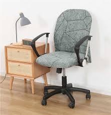 geometrische spandex stuhl abdeckung stretch elastische hussen stuhl sitzbezüge für esszimmer küche hochzeit bankett hotel