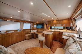 viking yachts captain ken kreisler u0027s boat and yacht report