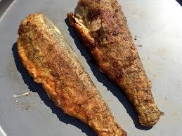 comment cuisiner la truite truites meunières recette de truites meunières marmiton