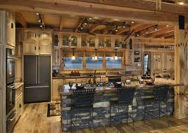 kitchen arcd 8919 rustic kitchen lighting to enhance the feeling
