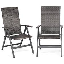 2 PCS Rattan Folding Reclining Chairs Outdoor Wicker Portable Chairs Armrest Amazoncom Valita Outdoor Black Rattan Lounge 2 Piece 53 Resin Wicker Recliner Spray Pating Plastic Garden Chairs Seating Allibert Kensington Club 110cm Table Grey With 4 Recling Ding Armchairs Costway 6piece Patio Fniture Set Sectional Sofa Couch Yard Wblack Cushion Gorgeous Chairs Room Bedroom Target Sundeck Sjlland Table4 Recling Outdoor Dark Grey Frsnduvholmen Red And Tags High Top Pe Chaise Chair Beach Pool Adjustable Backrest Recliners Olive Green Moltes Seater Exists In 3 Colours Amusing Wooden Side