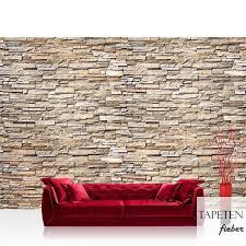 vlies fototapete no 147 noble wall 2 anreihbar steinwand tapete steinoptik stein wand wall natur