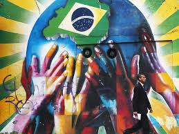Famous Graffiti Mural Artists by World Cup 2014 Best Street Art In Brazil The Independent