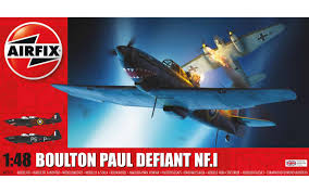 Airfix 1/48 Boulton Paul Defiant NF.1 Model Kit - A05132 - £18.89