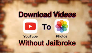 How To Download Videos To Your iPhone Camera Roll IOS