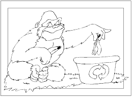 Recycling Coloring Pages 20