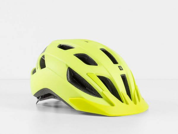 Bontrager Solstice MIPS Bike Helmet - Radioactive Yellow - Small/Medium