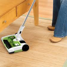 Electric Sweepers For Wood Floors by Pet Hair Eraser Cordless Carpet U0026 Floor Sweeper 23t6
