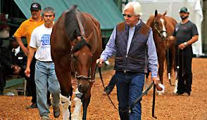 100 Triple Crown Trucking After Preakness Win American Pharoahs Shot At Jumps