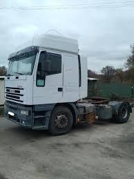 Left Hand Drive Iveco Eurostar 440E43T 4X2 Tractor Unit. Hydraulic ...