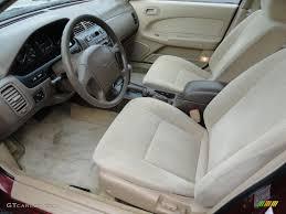1995 Nissan Maxima GXE interior