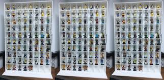 Lego Minifigure DIsplay Case With Dust Door 3