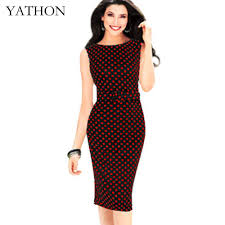 online get cheap blue polka dot dress aliexpress com alibaba group