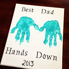 Pinner Created This Fathers Day DIY Canvas Art Using An X Acrylic Paint Rub On Letters By Paper Studio Found In The Scrapbook Department