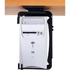 cpu555sec secure under desk mount cpu holder