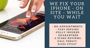 iPhone Repairs Apple Bay