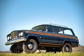 1965 Kaiser Jeep Wagoneer By Icon 4x4 | HiConsumption